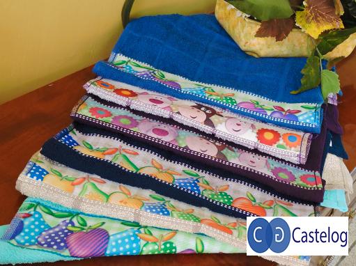 Secador de cocina cenefa cuadros castelog - Secador de toallas ...