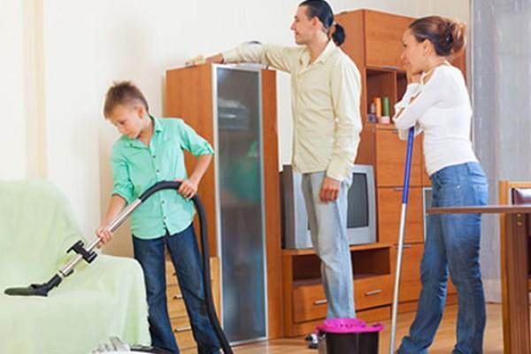 Como mantener una casa limpia castelog - Como limpiar y ordenar la casa ...