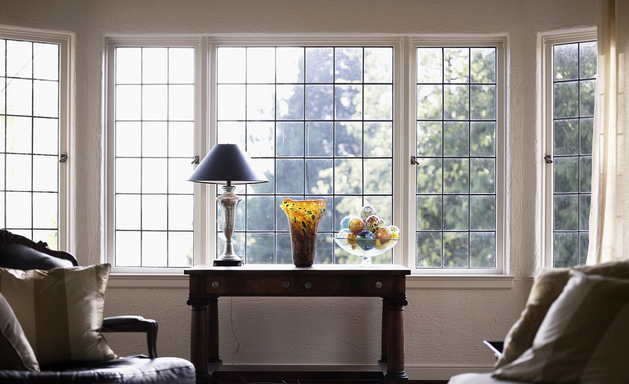 Limpiar el aluminio blanco de las ventanas | Castelog