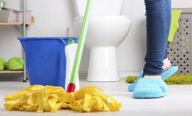 Hacer una limpieza a fondo del ba o castelog - Limpiar bano a fondo ...