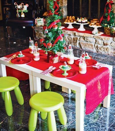 Fiestas de navidad para ni os castelog for Decoracion navidena con ninos