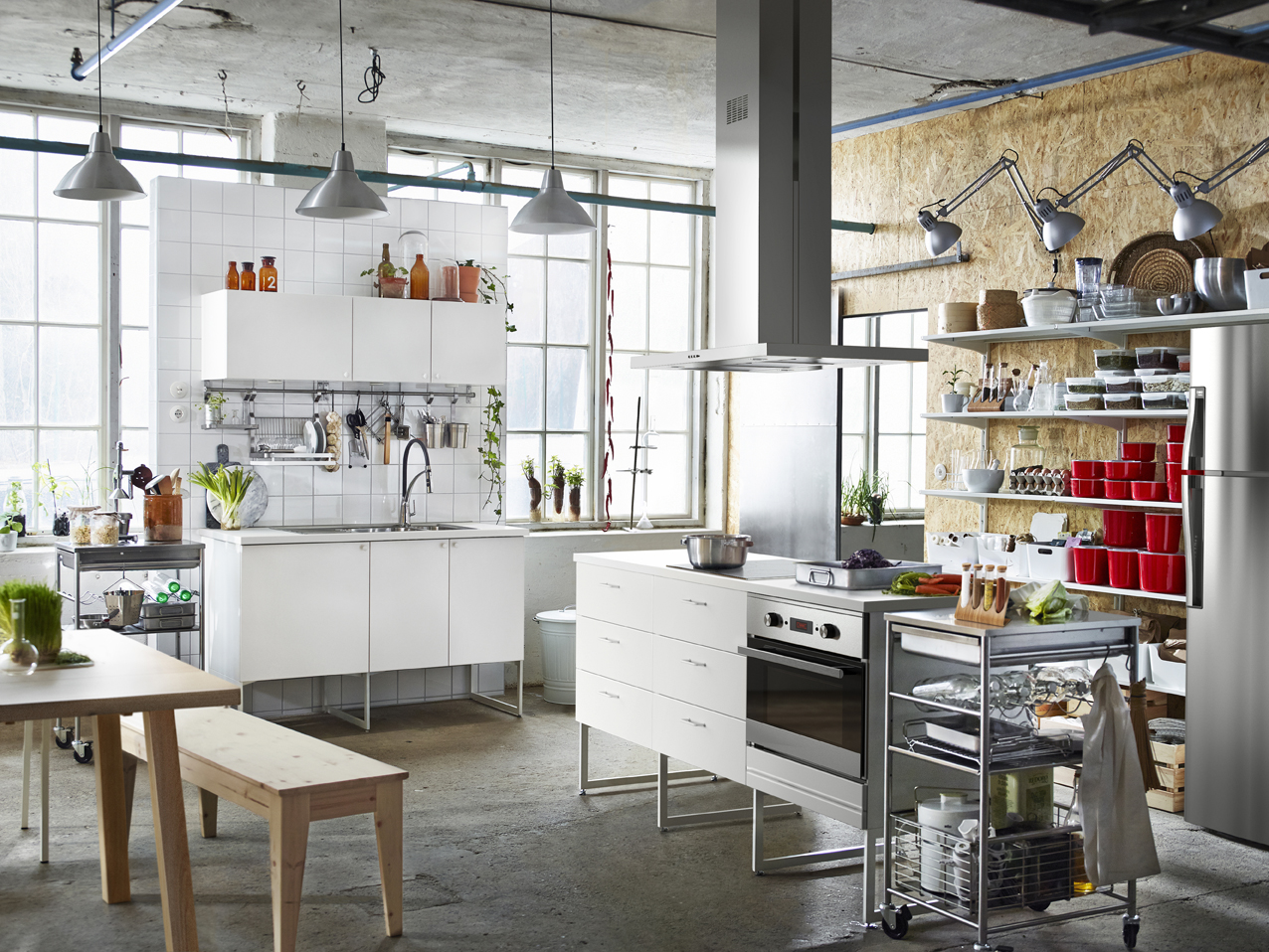 El Secreto De Una Buena Cocina La Distribucion Castelog