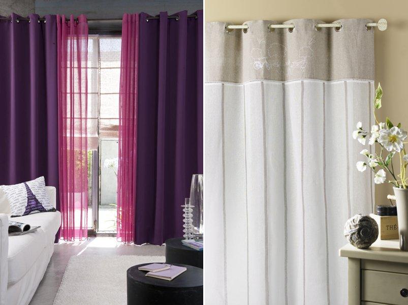 cómo elegir las cortinas para la casa | Castelog