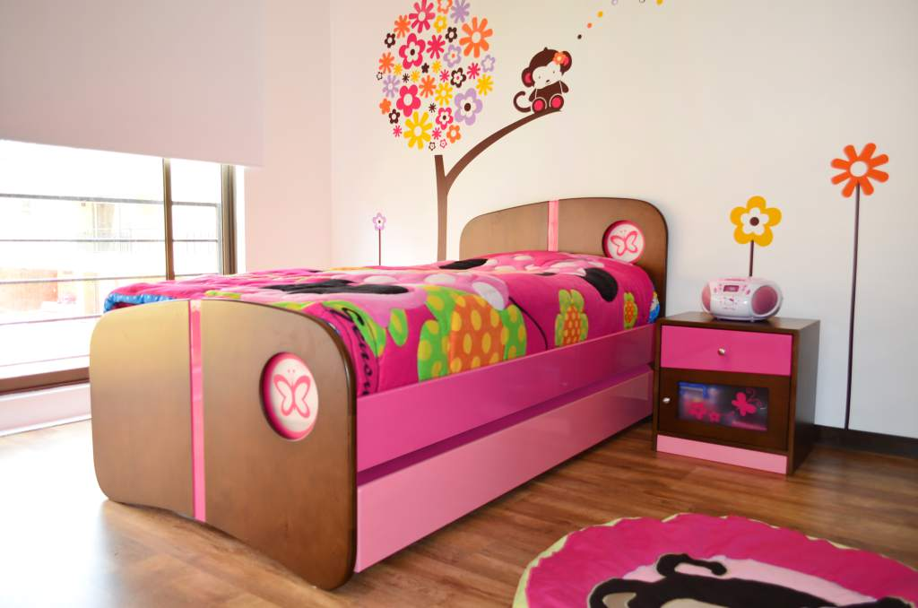 Decoración de habitaciones infantiles | Castelog